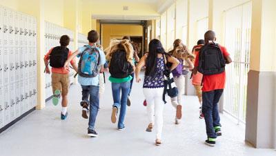Camera beveiliging op scholen